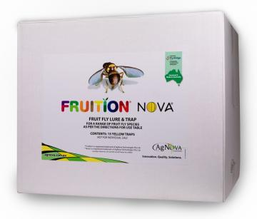 FRUITION<sup>®</sup> Fruit Fly Trap